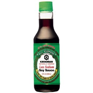 Kikkoman low sodium soy sauce a taste of thai and more for Low sodium fish sauce